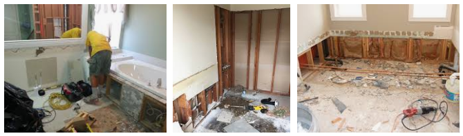 Bathroom-Demolition-Houston-